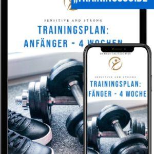 Trainingsplan Anfänger 4 Wochen